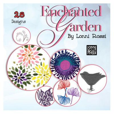 Enchanted garden designs - Enchanted garden collection free download ...