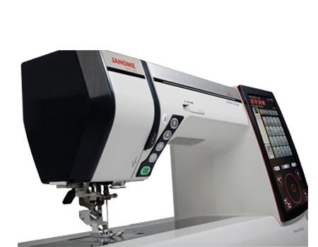 janome memory craft 12000 horizon sewing embroidery machine