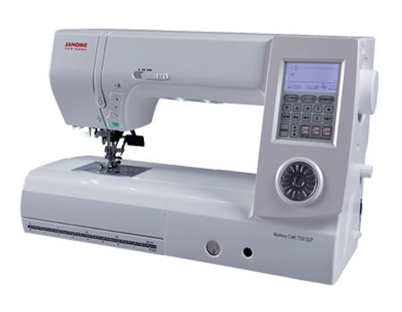 Janome Horizon 7700 QCP - Computer Sewing & Quilting Machine