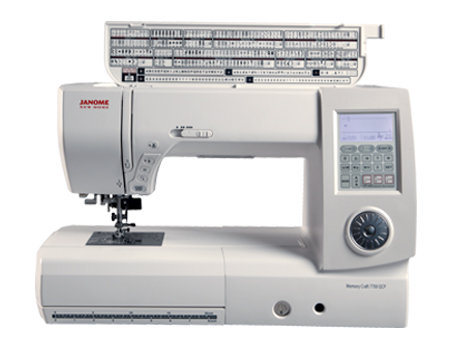 new home memory craft 6000 manual