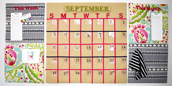 Customizable Wall Calendar