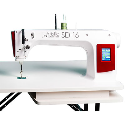 Artistic Quilter 40DX Best Janome Long Arm Sewing Machine