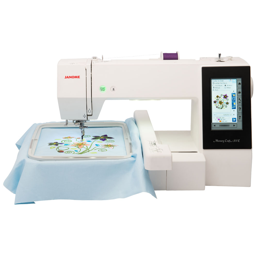 Janome memory craft 9900 - Learn More
