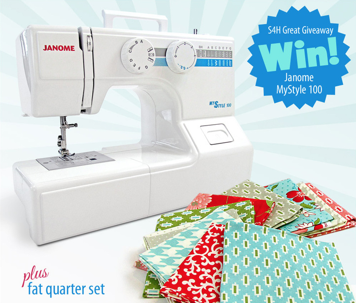 The Machine For The Beginner Enthusiast Enchanting Sewing Machine Giveaway 2015