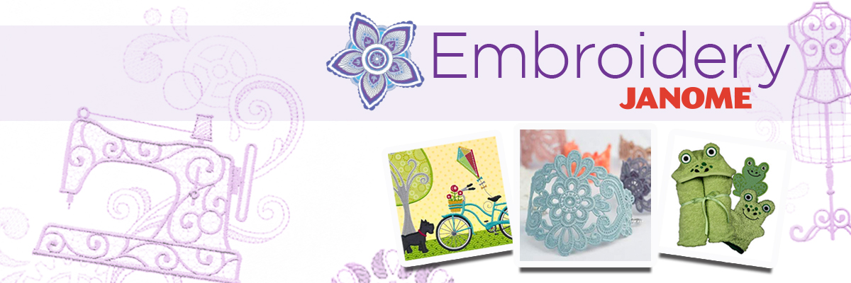 Janome Quilting Embroidery Designs : Janome America: World s Easiest Sewing, Quilting, Embroidery Machines & Sergers