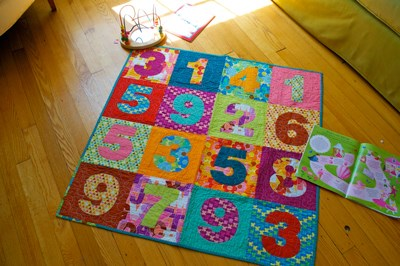 Pi Play Mat : quilt play - Adamdwight.com