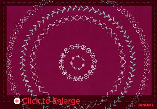 acustitch sm - Horizon Quilt Maker Memory Craft 15000