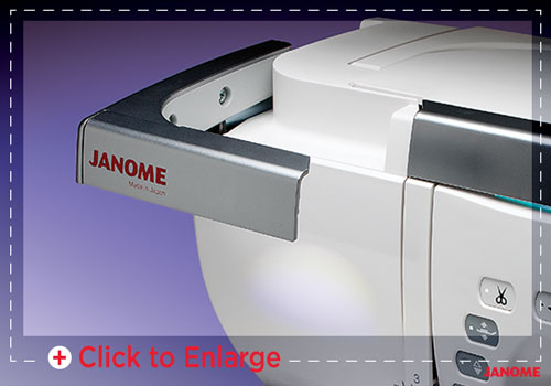 highlight sm - Horizon Quilt Maker Memory Craft 15000