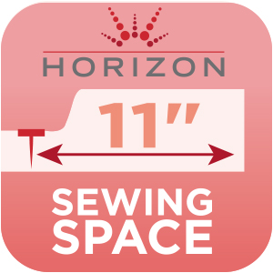 icon sewingspace - Horizon Quilt Maker Memory Craft 15000