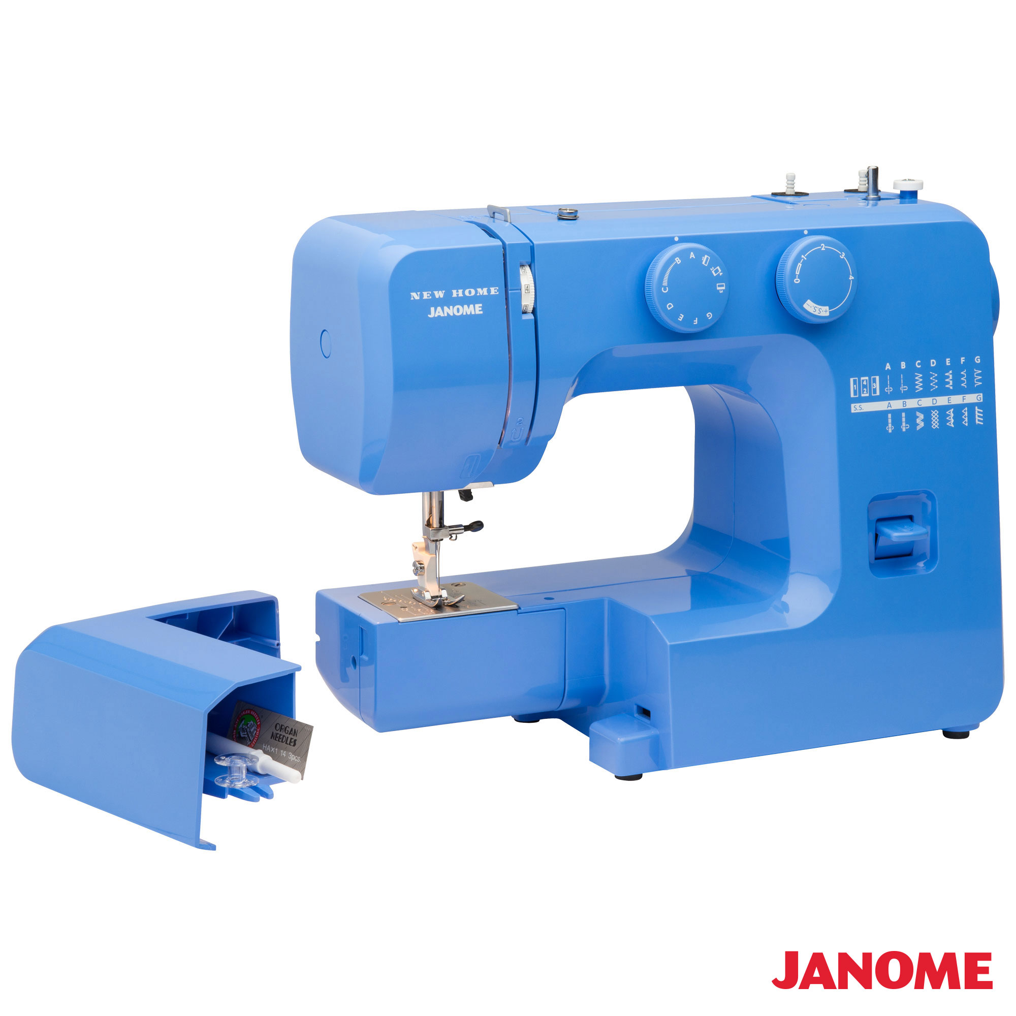 Janome Blue Couture