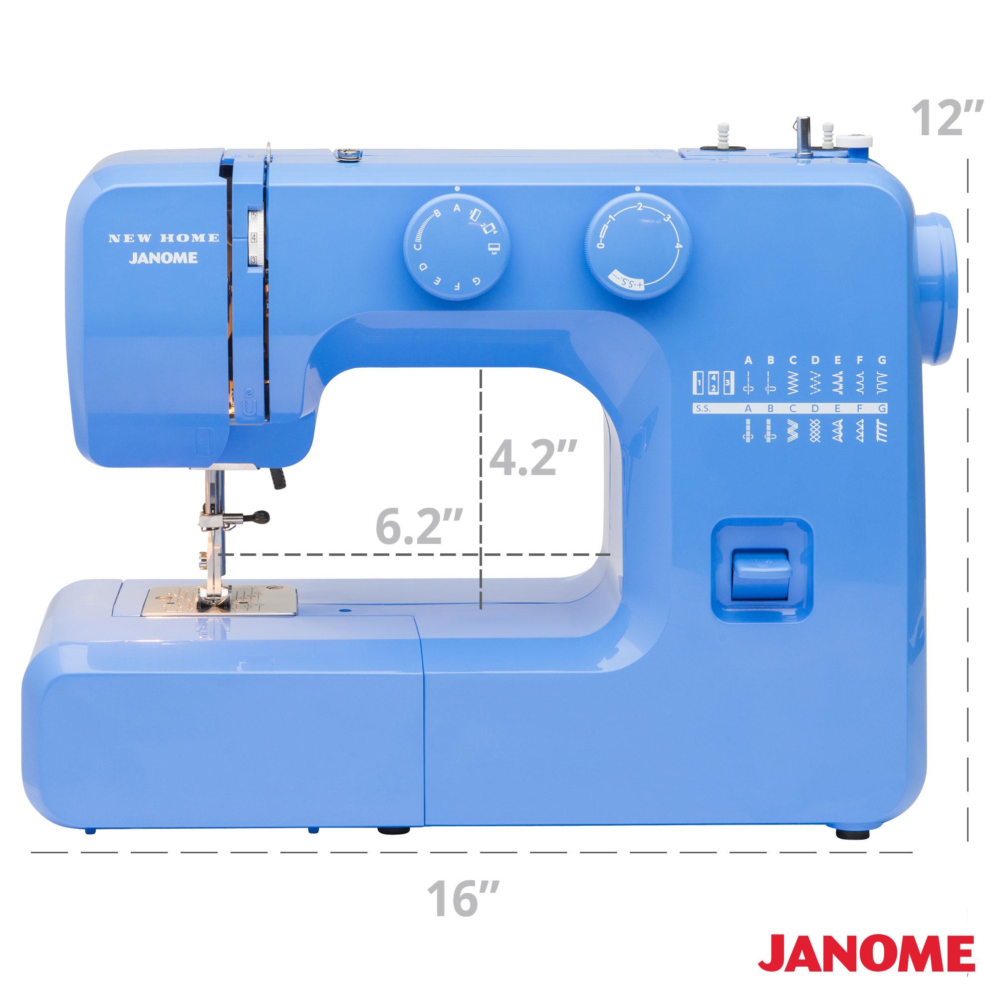 com computerized machine walmart janome sewing ip quilt stitch mod quilting