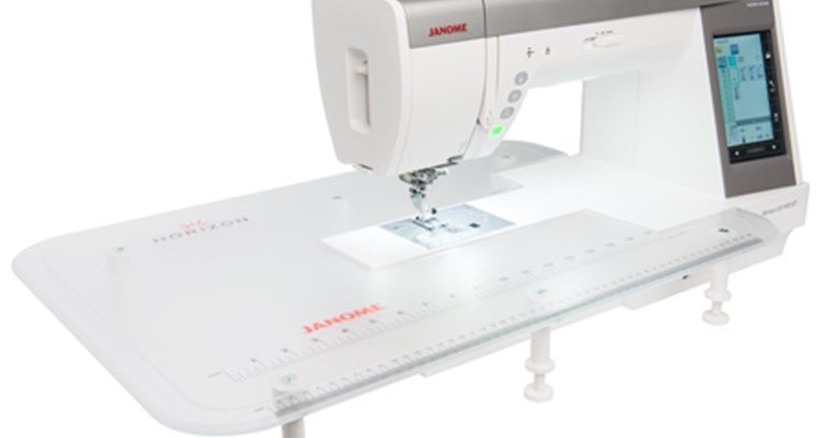 Janome America World's Easiest Sewing Quilting Embroidery Simple 11 Inch Throat Sewing Machine