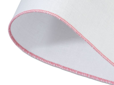 2 THREAD ROLLED HEM Professional Serger Stitch