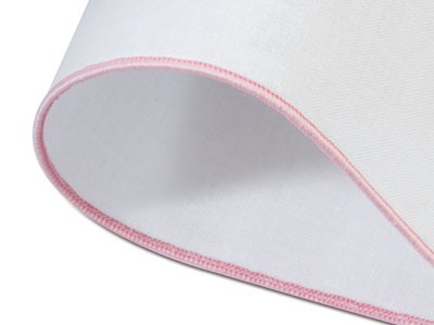 3 THREAD ROLLED HEM Professional Serger Stitch