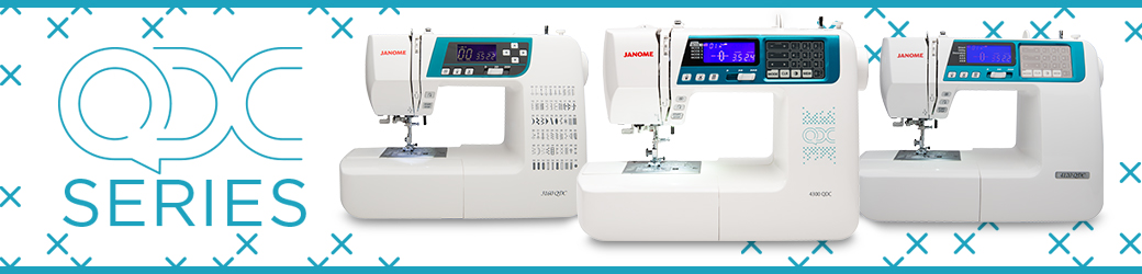 Image result for janome 4120qdc-b banner