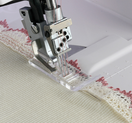 Janome America World's Easiest Sewing Quilting Embroidery Impressive Felting Foot For Sewing Machine