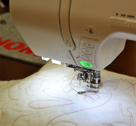 Janome America World's Easiest Sewing Quilting Embroidery Magnificent How To Put A Foot On A Sewing Machine