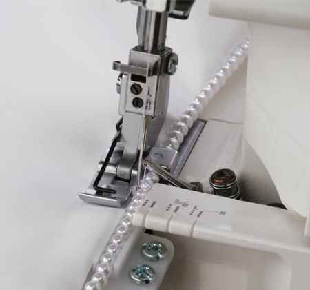 Janome America World's Easiest Sewing Quilting Embroidery Amazing Sewing Machine Serger Attachment