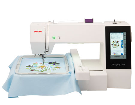 Janome America World's Easiest Sewing Quilting Embroidery Magnificent Sewing Embroidery Machine Reviews 2015