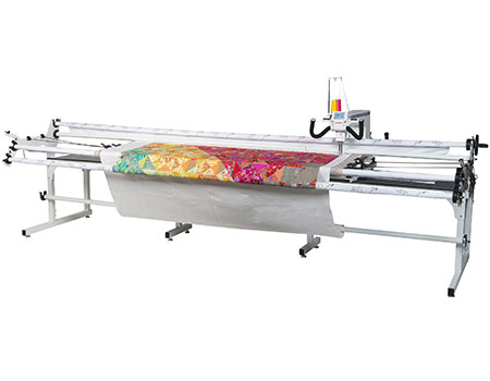 Janome America World's Easiest Sewing Quilting Embroidery Adorable Janome Long Arm Sewing Machine