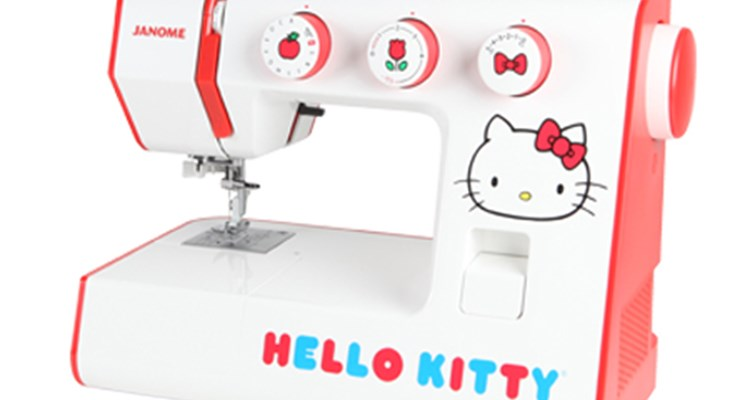 Janome America World's Easiest Sewing Quilting Embroidery Simple Janome Hello Kitty Sewing Machine Instruction Manual
