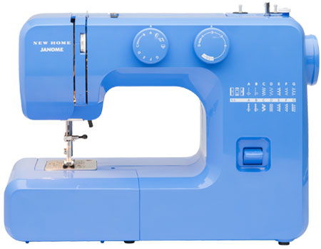 Janome America World's Easiest Sewing Quilting Embroidery Cool Vogue Stitch Sewing Machine Manual