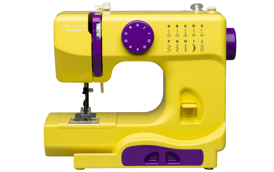 Janome America World's Easiest Sewing Quilting Embroidery Unique Smallest Sewing Machine