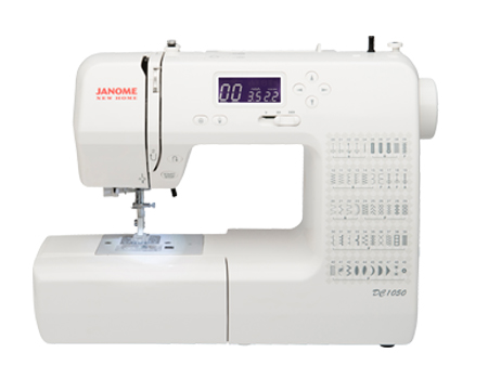 Janome America World's Easiest Sewing Quilting Embroidery Delectable Button Holder Sewing Machine