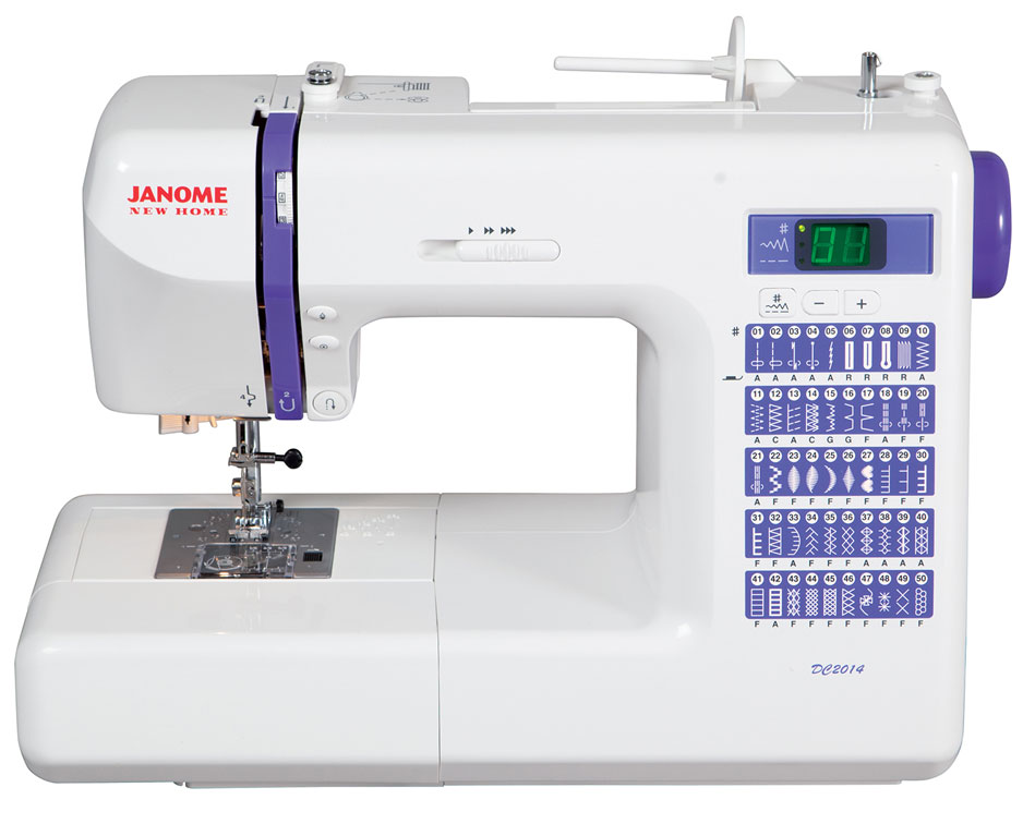 Janome America: World's Easiest Sewing, Quilting ...