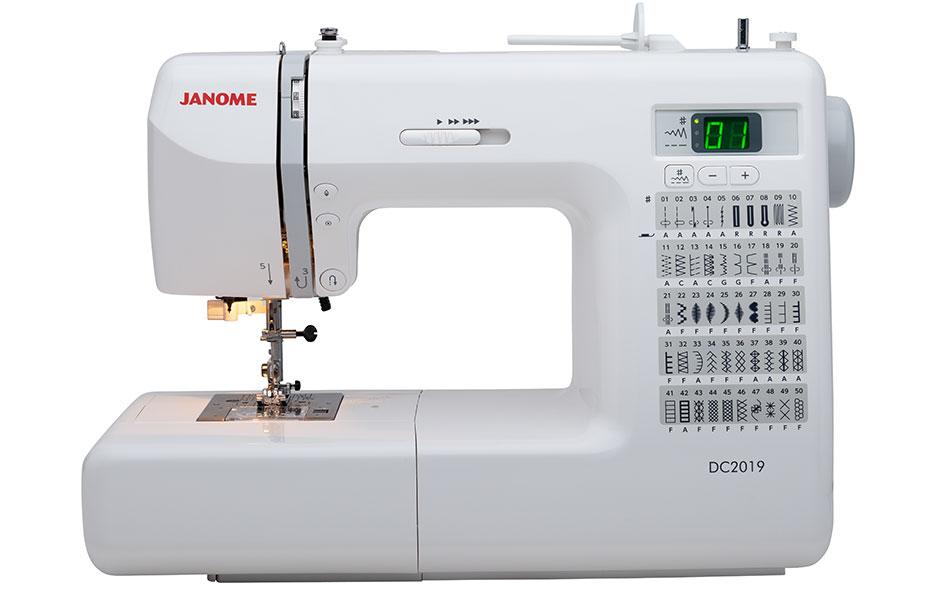 Satin Stitch Applique Presser Foot Attachment for Janome Sewing Machine