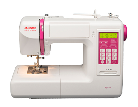 Janome America World's Easiest Sewing Quilting Embroidery Inspiration Janome Sewing Machine Bobbin Size