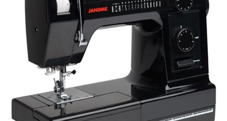 Janome America World's Easiest Sewing Quilting Embroidery Mesmerizing Janome Hd1000 Black Edition Heavy Duty Commercial Grade Sewing Machine