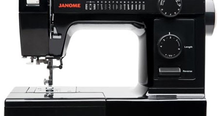 Janome America World's Easiest Sewing Quilting Embroidery Awesome Janome Hd1000 Black Edition Heavy Duty Commercial Grade Sewing Machine