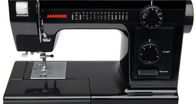 Janome America World's Easiest Sewing Quilting Embroidery Cool Janome Hd1000 Black Edition Heavy Duty Commercial Grade Sewing Machine
