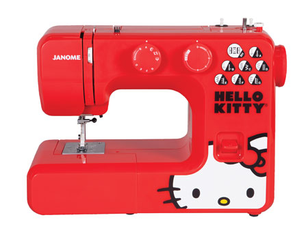 Janome America World's Easiest Sewing Quilting Embroidery Mesmerizing Janome Hello Kitty Sewing Machine Instruction Manual