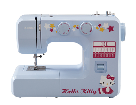 Janome America World's Easiest Sewing Quilting Embroidery Inspiration Janome Hello Kitty Sewing Machine Instruction Manual