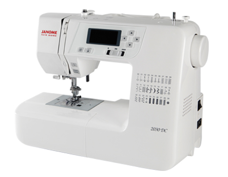 Janome America World's Easiest Sewing Quilting Embroidery Stunning Janome 2030dc Sewing Machine