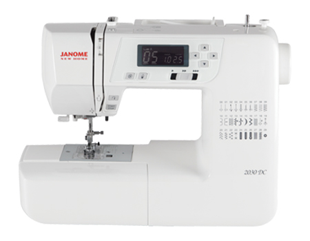 Janome America World's Easiest Sewing Quilting Embroidery Delectable Janome 2030dc Sewing Machine