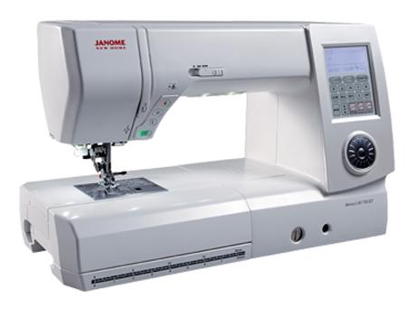 Janome MC7700 - Part5 - Maintenance
