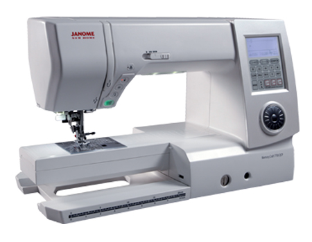 Janome America World's Easiest Sewing Quilting Embroidery Delectable New Sewing Machine
