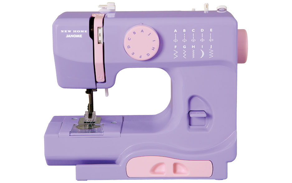 Janome America World's Easiest Sewing Quilting Embroidery Magnificent How To Thread A New Home Sewing Machine