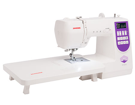Janome America World's Easiest Sewing Quilting Embroidery Cool Morse 6300 Sewing Machine Manual