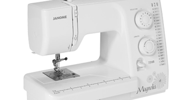 Janome America World's Easiest Sewing Quilting Embroidery Enchanting Janome Magnolia 7318 Sewing Machine
