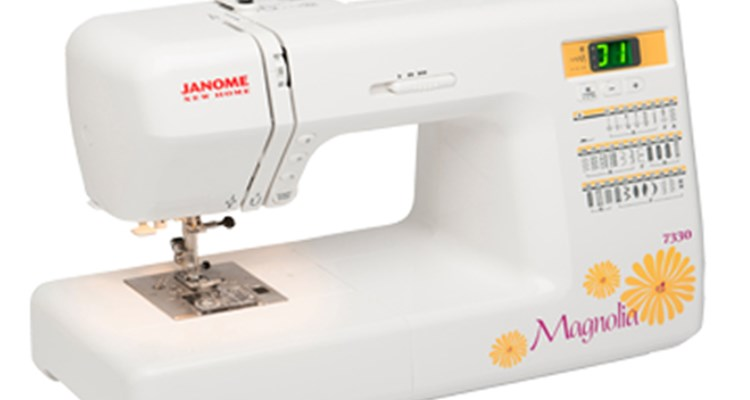 Janome America World's Easiest Sewing Quilting Embroidery Beauteous Janome 7025 Sewing Machine Manual
