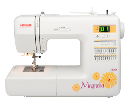 Image result for janome magnolia