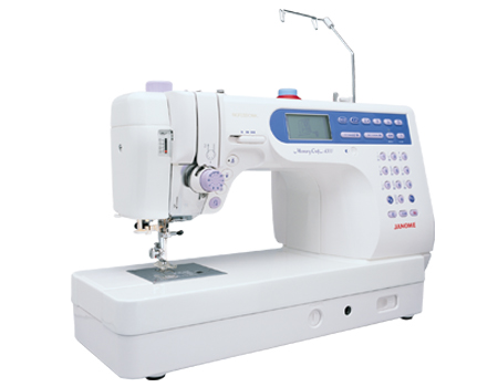 Janome America World's Easiest Sewing Quilting Embroidery Unique Totally Me Sewing Machine