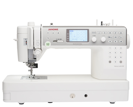 mc6700p main - Janome Memory Craft 6700 Professional