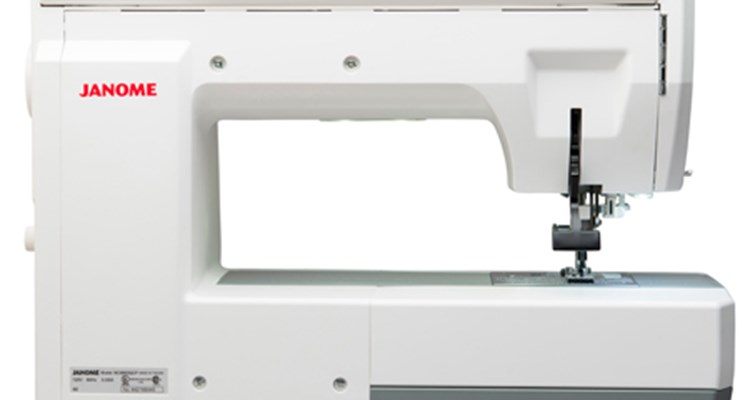 Janome America World's Easiest Sewing Quilting Embroidery Adorable 11 Inch Throat Sewing Machine