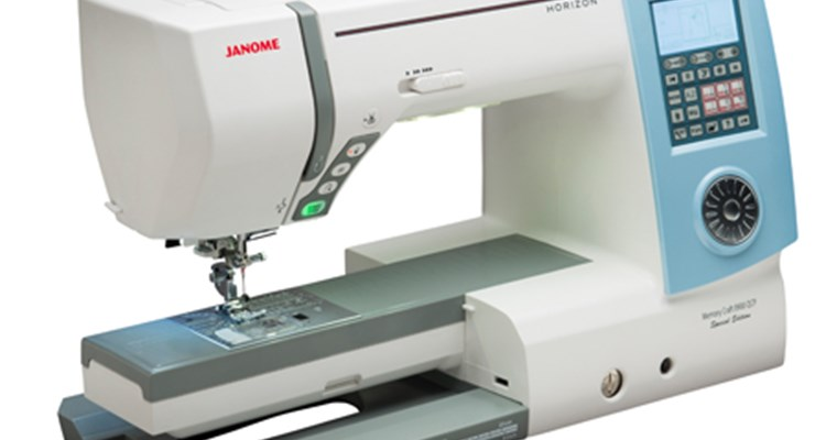 Janome America World's Easiest Sewing Quilting Embroidery Unique What Is A Free Arm On A Sewing Machine
