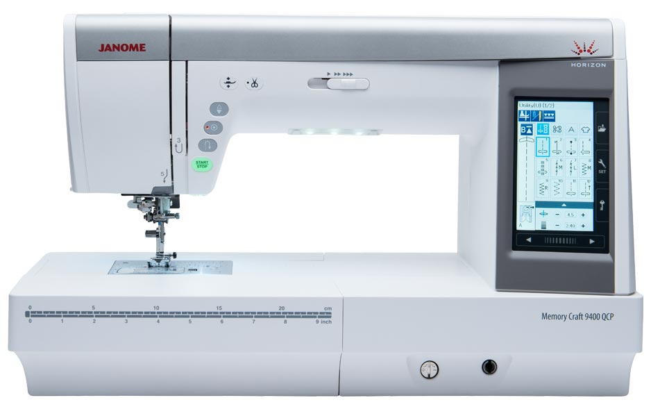 Janome america world 39 s easiest sewing quilting for Arts and crafts sewing machine